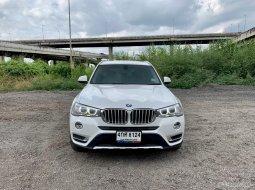 2016 BMW X3 2.0 xDrive20d Highline 4WD SUV รถบ้านมือเดียว