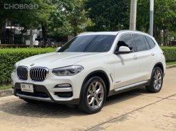 2018 BMW X3 2.0 xDrive20d M Sport SUV รถสภาพดี มีประกัน
