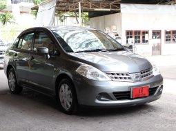 ขายรถ Nissan Tiida 1.6 B Latio ปี2010 รถเก๋ง 4 ประตู