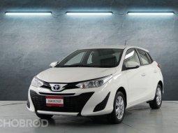 2018 Toyota YARIS 1.2 E รถเก๋ง 5 ประตู ออกรถง่าย