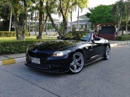 จองด่วน BMW Z4 [M-sport]แท้ทั้งคันโรงงาน ออกป้ายแดงปี11 เซอวิสครบ สภาพใหม่มาก