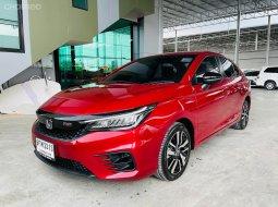 2020 Honda CITY 1.0 RS ออกรถ 0 บาทผ่อนได้นานดอกโคตรถูก