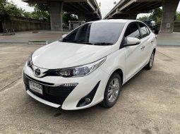 2017 Toyota Yaris Ativ 1.2 G รถเก๋ง 4 ประตู