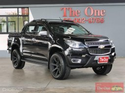 Chevrolet Colorado 2.8 Crew Cab LTZ High Country 4WD Pickup AT ปี 2016