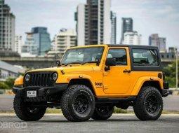 2012 Jeep Wrangler 2.8 Unlimited CRD 4WD  รถสวย