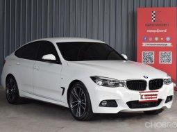 2019 BMW 320d 2.0 Gran Turismo รถเก๋ง 4 ประตู ออกรถฟรีดาวน์