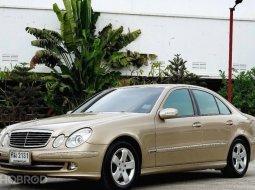 จองด่วน Benz E-Class E240 Avant-garde โฉม W211 ปี2005 รถสวยมือเดียว