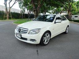 ขาย รถมือสอง Mercedes-Benz C230 W204 เครื่อง 2,500 V6 204 แรงม้า ปี 2009