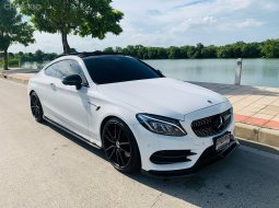 BENZ C-CLASS C250 COUPE AMG DYNAMIC W205 2018
