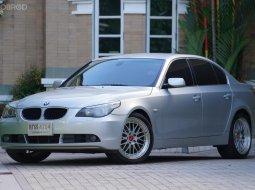 2004 BMW 525i 2.4 SE รถเก๋ง 4 ประตู ฟรีดาวน์