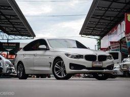 2020 BMW 320d 2.0 GT รถเก๋ง 4 ประตู