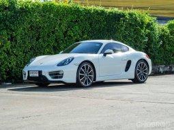2014 Porsche 718 รวมทุกรุ่น รถเก๋ง 2 ประตู เจ้าของขายเอง