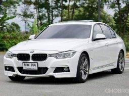 2018 BMW 330E 2.0 M Sport รถเก๋ง 4 ประตู ไมล์
