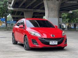 2012 Mazda 3 1.6 Spirit Plus รถเก๋ง 5 ประตู ดาวน์ 0%