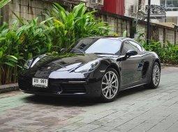 2018 Porsche 718 รวมทุกรุ่น รถเก๋ง 2 ประตู รถบ้านมือเดียว