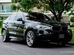2017 BMW X6 3.0 xDrive30d 4WD ฟรีดาวน์