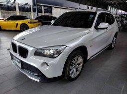 จองให้ทัน BMW X1 Sdrive 1.8i 2013 รถศูนย์