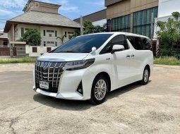 2020 Toyota ALPHARD 2.5 S C-Package รถตู้/MPV รถสวย