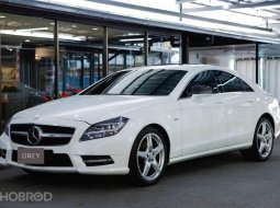 2012 Mercedes-Benz CLS 350 CDI 3 รถเก๋ง 4 ประตู รถบ้านแท้