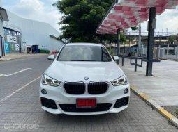 2018 BMW X1 2.0 sDrive20d M Sport  รถสภาพดี มีประกัน
