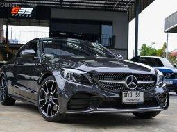 2021 Mercedes-Benz C200 2.0 AMG Dynamic รถเก๋ง 2 ประตู รถบ้านแท้