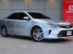 2015 Toyota Camry 2.0 G Sedan AT MODEL MINORCHANGE มาพร้อมเครื่อง 2.0 D-4S รหัสใหม่ B3733