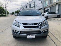 2017 Isuzu MU-X 3.0 DVD Navi SUV 🎰 ไมล์วิ่งน้อย 72,xxx Km.🎰