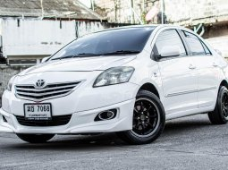 รถมือสอง 2012 Toyota VIOS 1.5 J ฟรีดาวน์ ใช้เงินออกรถ0บาท ฟรีส่งรถถึงบ้านทั่วไทย
