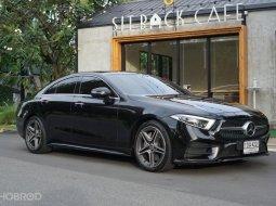 Mercedes-Benz CLS 300d AMG 2019 ประกันศูนย์ถึง 02/2022