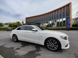 Benz E350e Avantgarde 2018 MBSP Excellent ถึง 03/2023