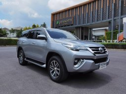 Toyota Fortuner 2.4v 2018  ไมล์น้อยเพียง 21,000 km.
