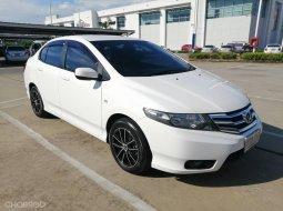ขายรถมือสอง 2013 Honda CITY 1.5 S i-VTEC รถเก๋ง 4 ประตู