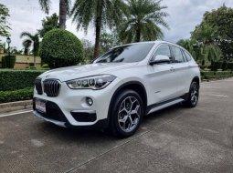2019 BMW X1 2.0 sDrive18d xLine  รถบ้านมือเดียว