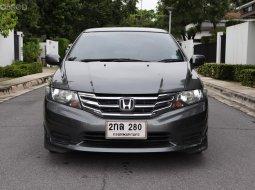2008 Honda CITY 1.5 V i-VTEC รถเก๋ง 4 ประตู