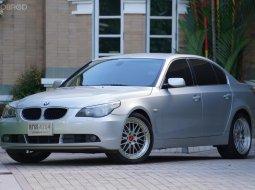 2004 BMW 525i 2.5 SE รถเก๋ง 4 ประตู