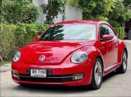 2013 Volkswagen Beetle 1.2 TSi รถเก๋ง 2 ประตู รถบ้านมือเดียว