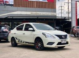 2016 Nissan Almera 1.2 E รถเก๋ง 4 ประตู ออกรถง่าย