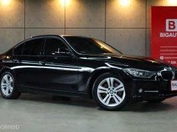2014 BMW 320d 2.0 F30 Sport เครื่องยนต์ดีเซล Option Top เหมือน M Sport พร้อม Navi ครับ P5388