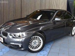 2017 BMW 320d Luxury LCi ดีเซลรุ่นใหม่ 190 แรงม้า มือเดียวออกห้าง BSI ถึงปลายปี 2022