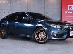 2018 Honda Civic 1.8 FC EL i-VTEC Sedan AT วิ่งมาเพียง 60,453 KM Model 2018 รุ่น Top สุด B5136