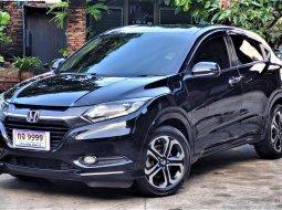 2018 Honda HR-V 1.8 E Limited รถเก๋งSUV 5 ประตู ฟรีดาวน์ รถสวยสภาพดี เช็คศูนย์ทุกระยะ ขายรถมือสอง