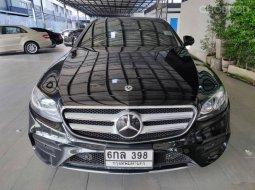 2017 Mercedes-Benz E350 2.0 e AMG Dynamic รถเก๋ง 4 ประตู เจ้าของขายเอง