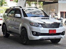 ขายรถ Toyota Fortuner 3.0 TRD 4WD ปี2012 SUV