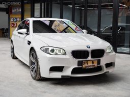 2012 BMW M5 4.4 รถเก๋ง 4  ประตู