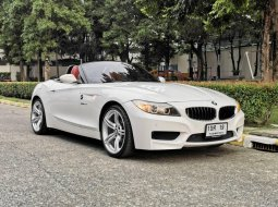 จองด่วน BMW Z4 สภาพป้ายแดง เซอวิสครบ MSportแท้ ไม่เคยมีอุบัติเหตุ ออกรถปี 10