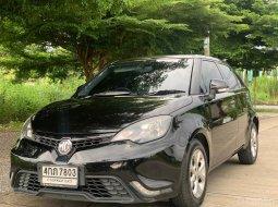 2015 Mg MG3 1.5 D รถเก๋ง 5 ประตู รถสวย