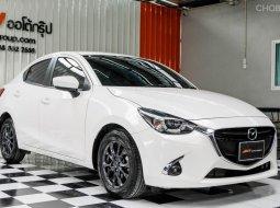 🔥ฟรีทุกค่าดำเนินการ🔥  Mazda 2 1.5 XD High Plus L ปี2019 รถเก๋ง 4 ประตู