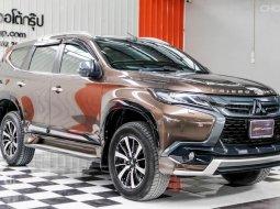 🔥ฟรีทุกค่าดำเนินการ🔥 Mitsubishi Pajero Sport 2.4 GT Premium 4WD ปี2018 SUV