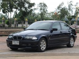 2001 BMW 318i 2.0 SE รถเก๋ง 4 ประตู