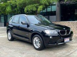 2014 BMW X3 2.0 xDrive20d 4WD รถสวย